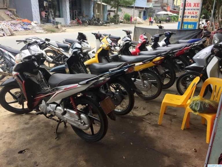 Thuê xe máy Lạng Sơn - Trần Lực