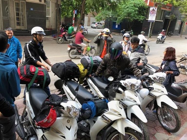 Thuê xe máy Lạng Sơn - Vi's Boutique Hotel