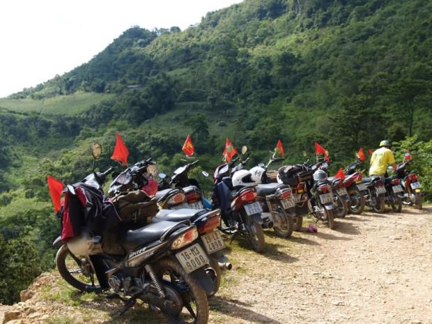 Thuê xe máy Lạng Sơn - Mường Thanh